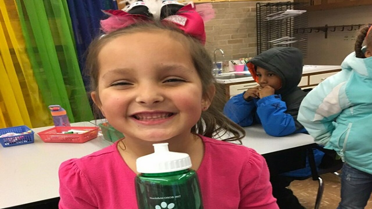 Kindergartner loses leg after strep diagnosis