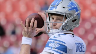Broncos agree to deal with former Lions QB Jeff Driskel