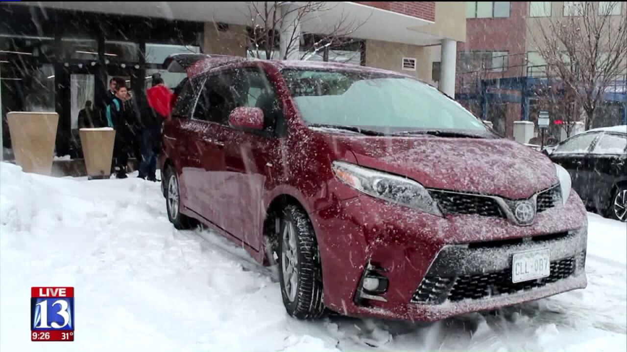 Fox 13 Car Critic: Minivans that don't fit the stereotype