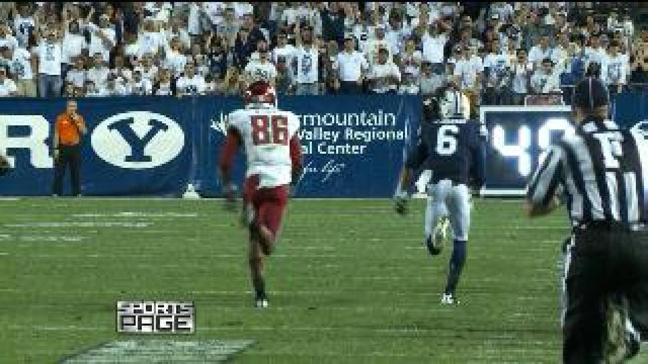 BYU tops Washington State 30-6