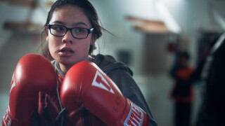 Reservation boxing club building strength, community and self-esteem; will be featured on ESPN