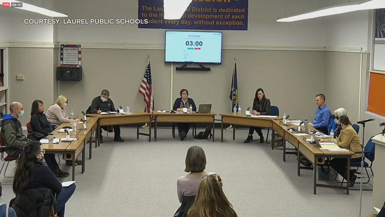 Laurel School Board meeting.jpg