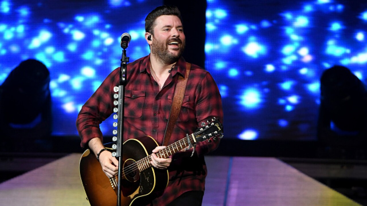 County star Chris Young coming to Darien Lake this summer