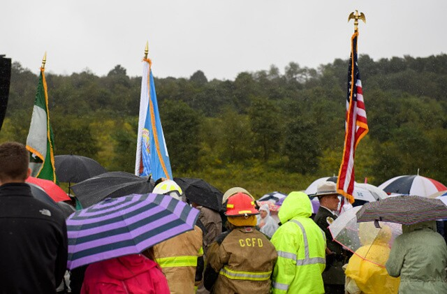 Sept. 11: New monument celebrates passengers, crew of Flight 93