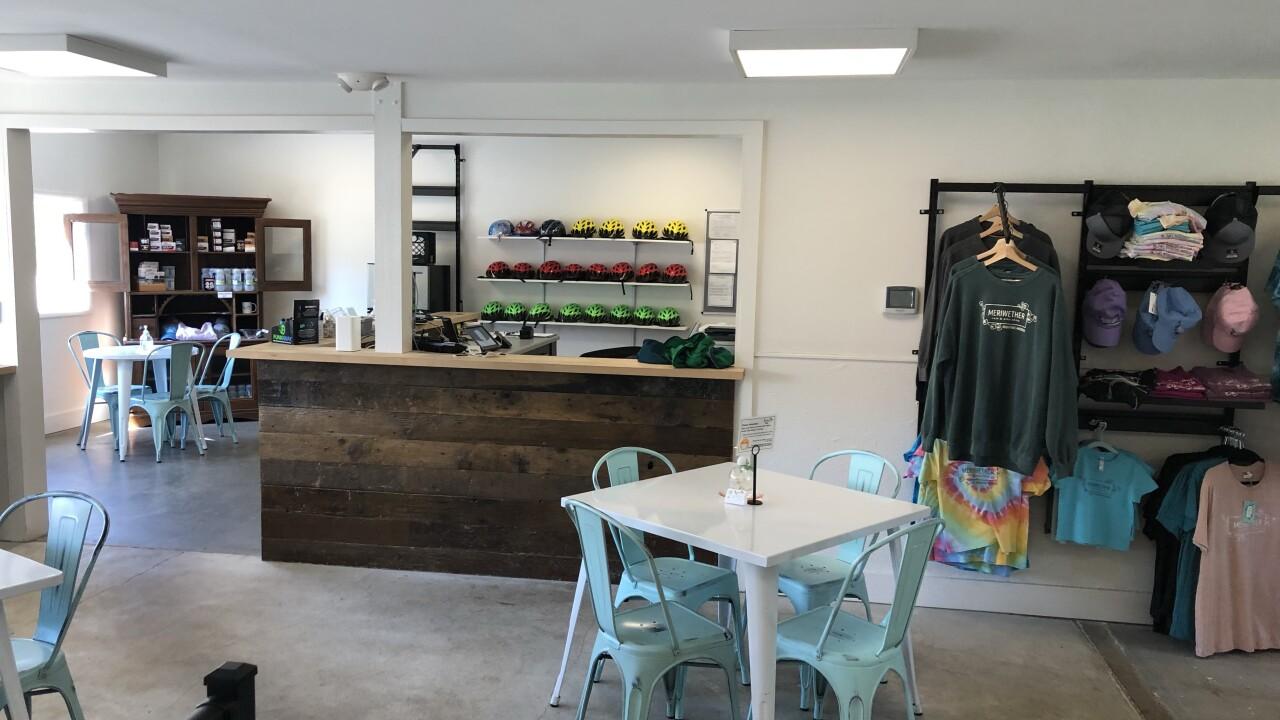 meriwether cafe
