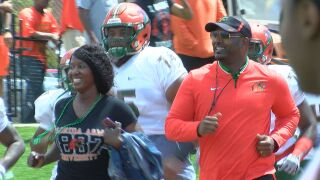 Florida A&M Finds Success as Spring Comes to a Close