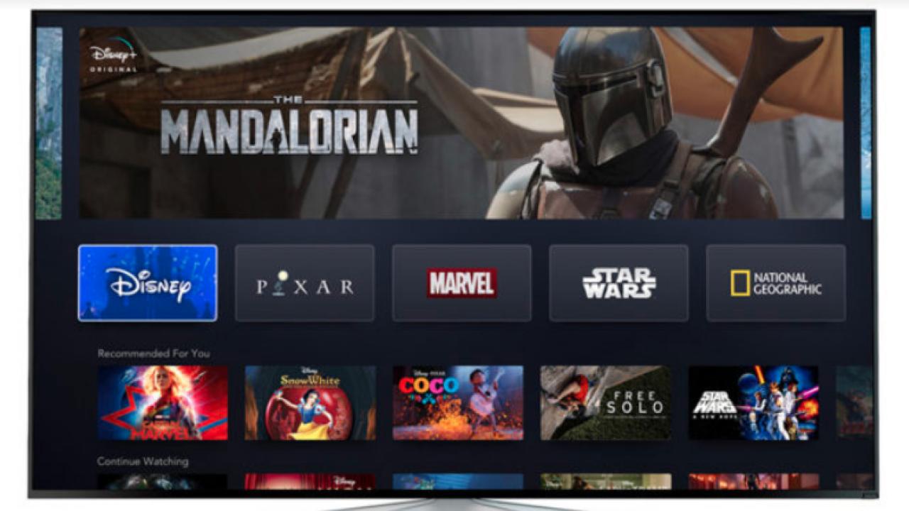 Disney Plus reveals launch date, price, slate of content ...