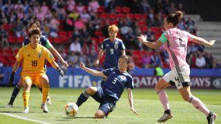 Japan v Scotland: Group D - 2019 FIFA Women's World Cup France