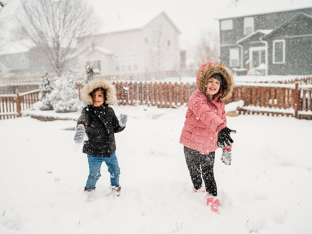 PHOTOS: Winter Storm Bruce hits KC metro