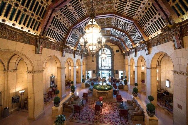 PHOTOS: TripAdvisor releases hotel movie destinations