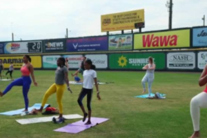 Yoga, Juneteenth to intersect at outdoor event