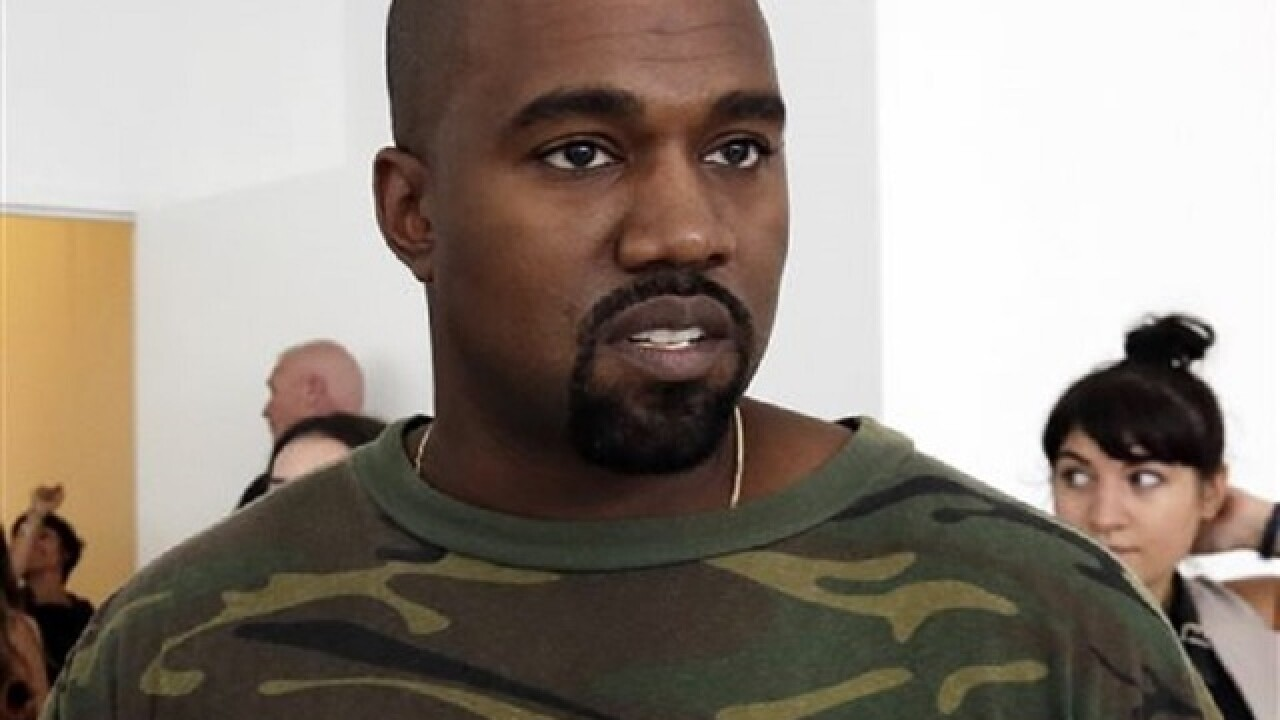 Kanye West ends NYC concert early, cites 'family emergency'