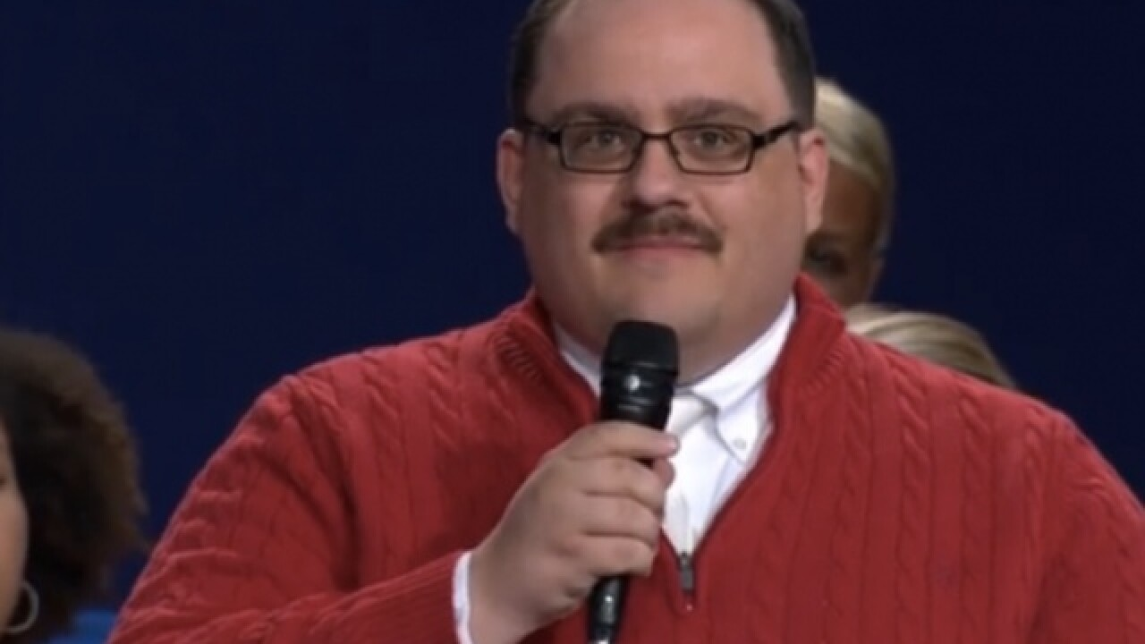 Ken Bone will be a special correspondent for Jimmy Kimmel Live for final presidential debate