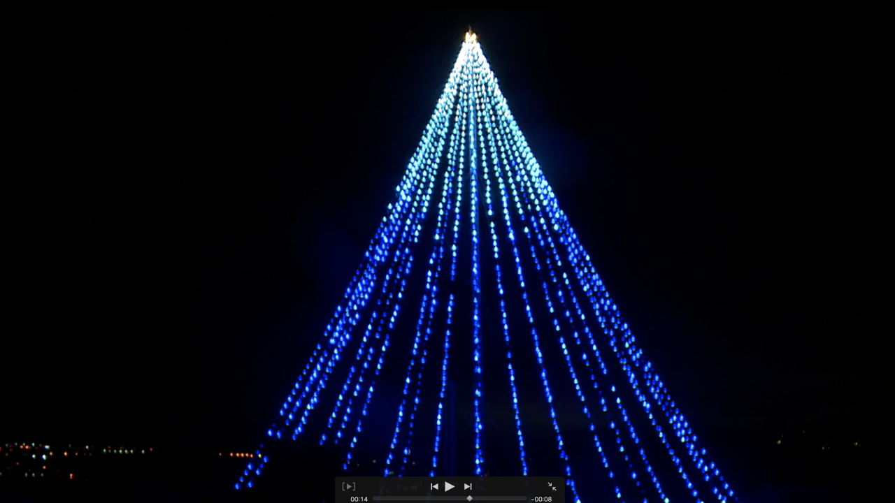 Poway Christmas Tree