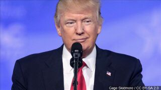President Trump receives third Nobel Peace Prize nomination