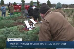 Wahmhoff Farms - Trees for Troops