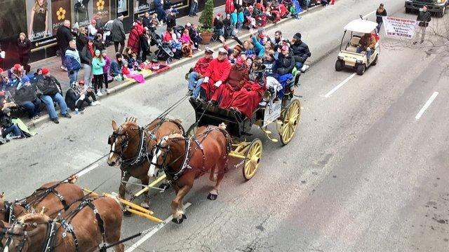 Three days after Opening Day, Findlay Market Parade streams through Cincinnati