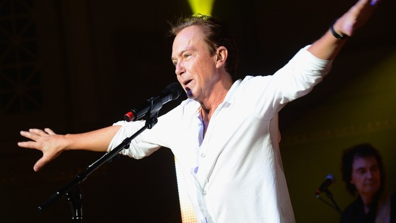 David Cassidy says he has dementia