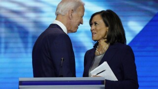 Biden, Harris to make unusual campaign debut in COVID-19 era Wednesday