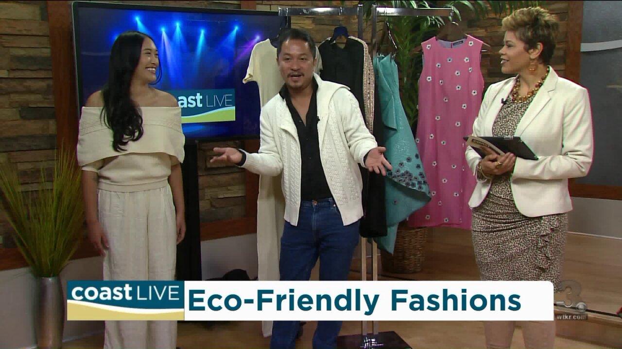 Eco-friendly fashions helping fight human trafficking on CoastLive