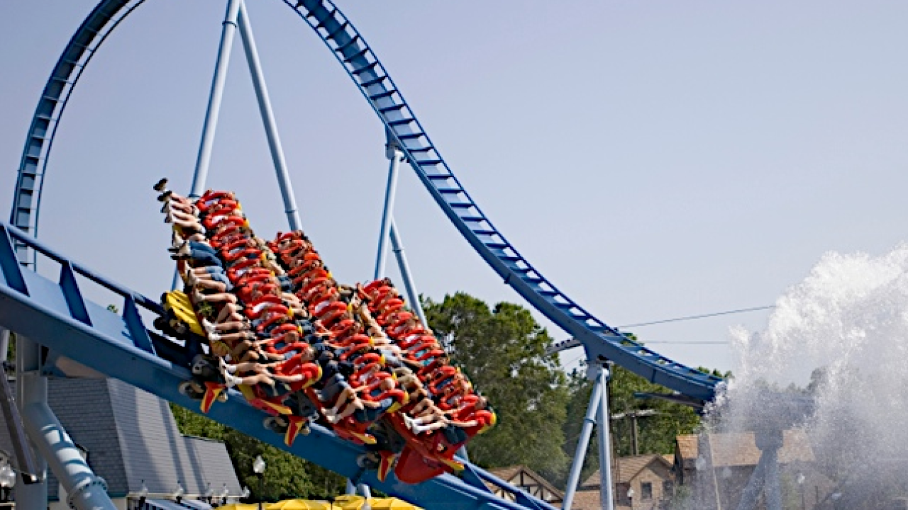 Busch Gardens season begins with new attractions and excitement