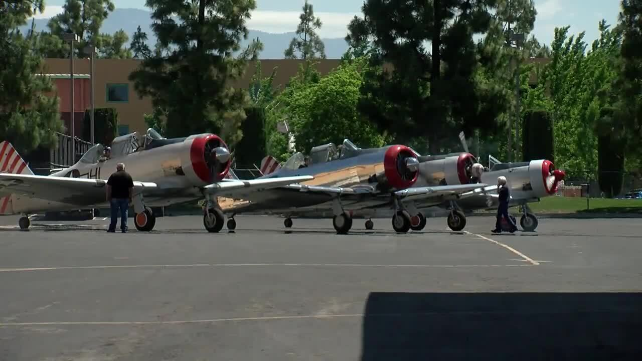 California Aeronautical University (CAU) Flyover