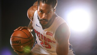 Derrick Rose saw the Raptors surprise the East, so he signed with the Pistons