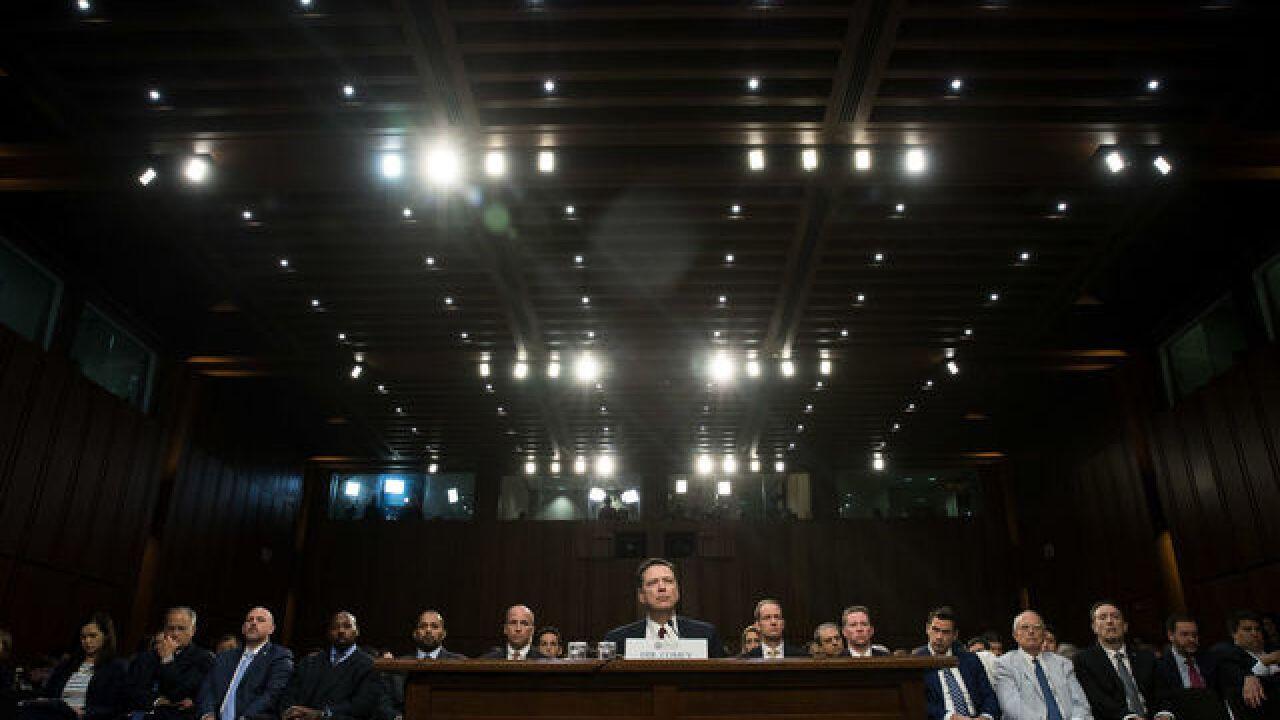 Comey: Trump admin spread 'lies, plain & simple'