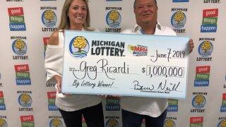 Clinton Township man Mega Millions prize