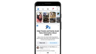 Facebook to warn users who interacted with posts containing misinformation about COVID-19