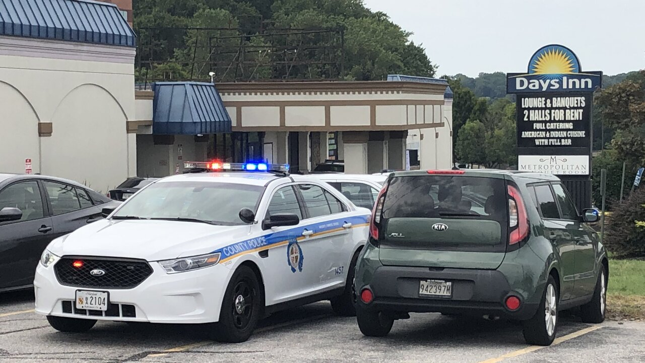 Loud sex mistaken for fight leads to gunshots at Days Inn Hotel in Towson