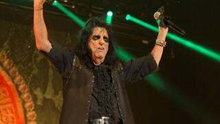 Detroit rocker Alice Cooper appearing at Motor City Comic Con