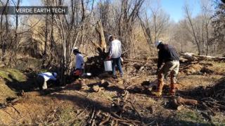 Arizona veterans helping reduce wildfire risks