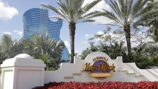 Woman wins $3.8 million jackpot on $1 slot machine at Seminole Hard Rock