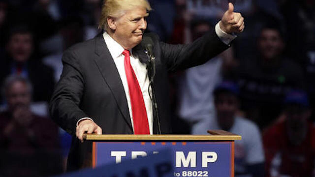 Trump leaning toward politician for running mate