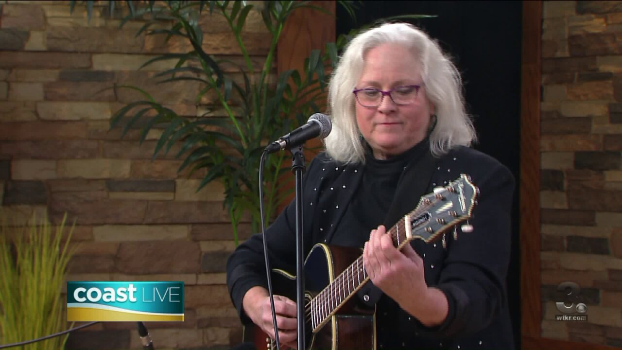 Local music spotlight with Amy Ferebee on Coast Live