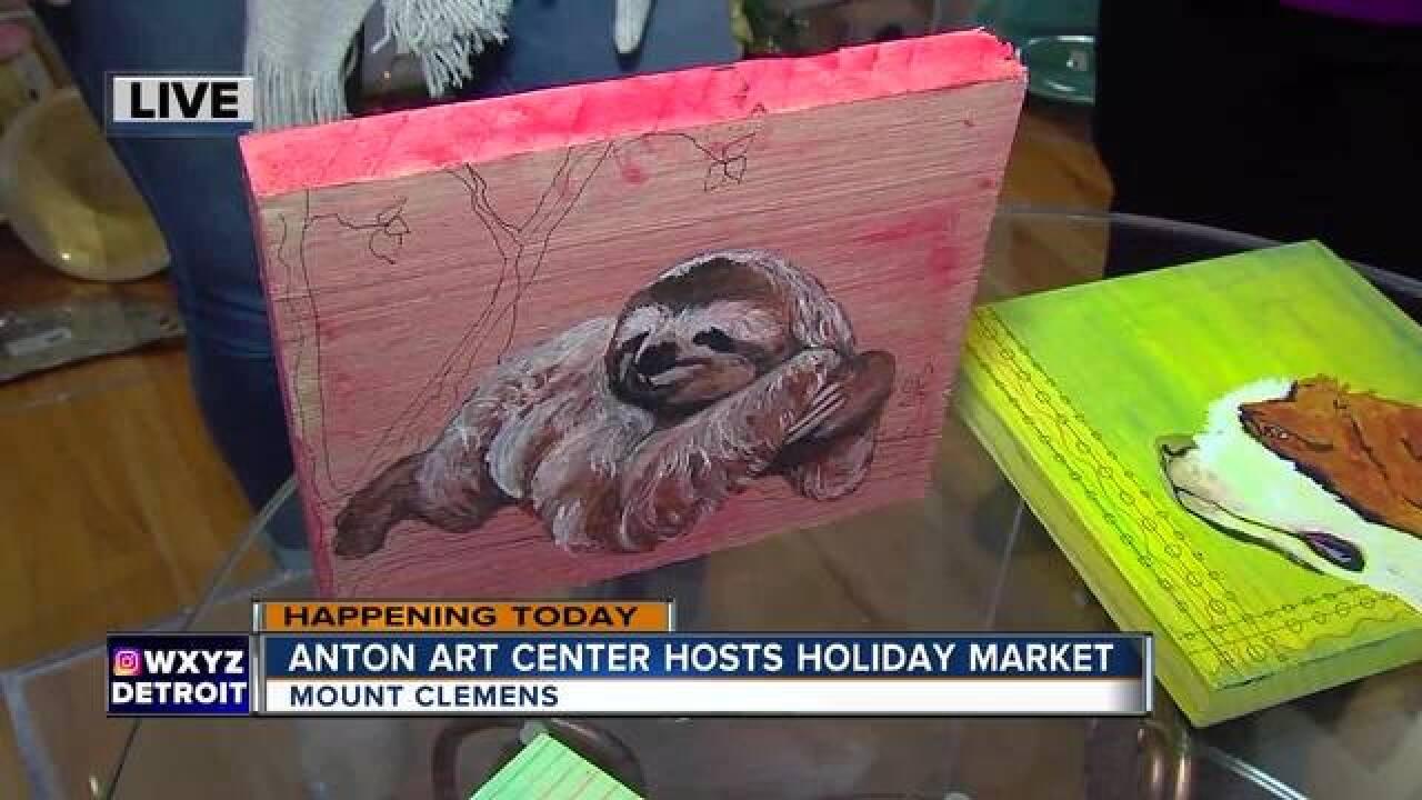 Anton Art Center hosts 2018 Holiday Market