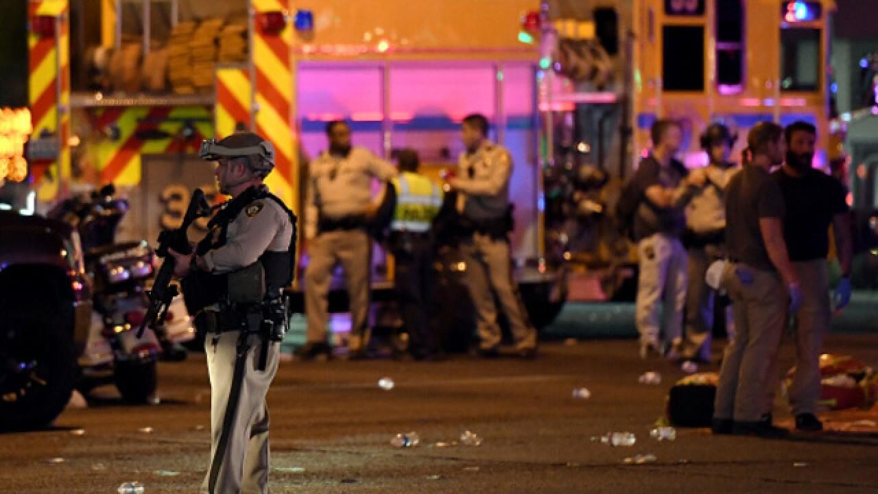 Long Beach resident witnessed Vegas shooting