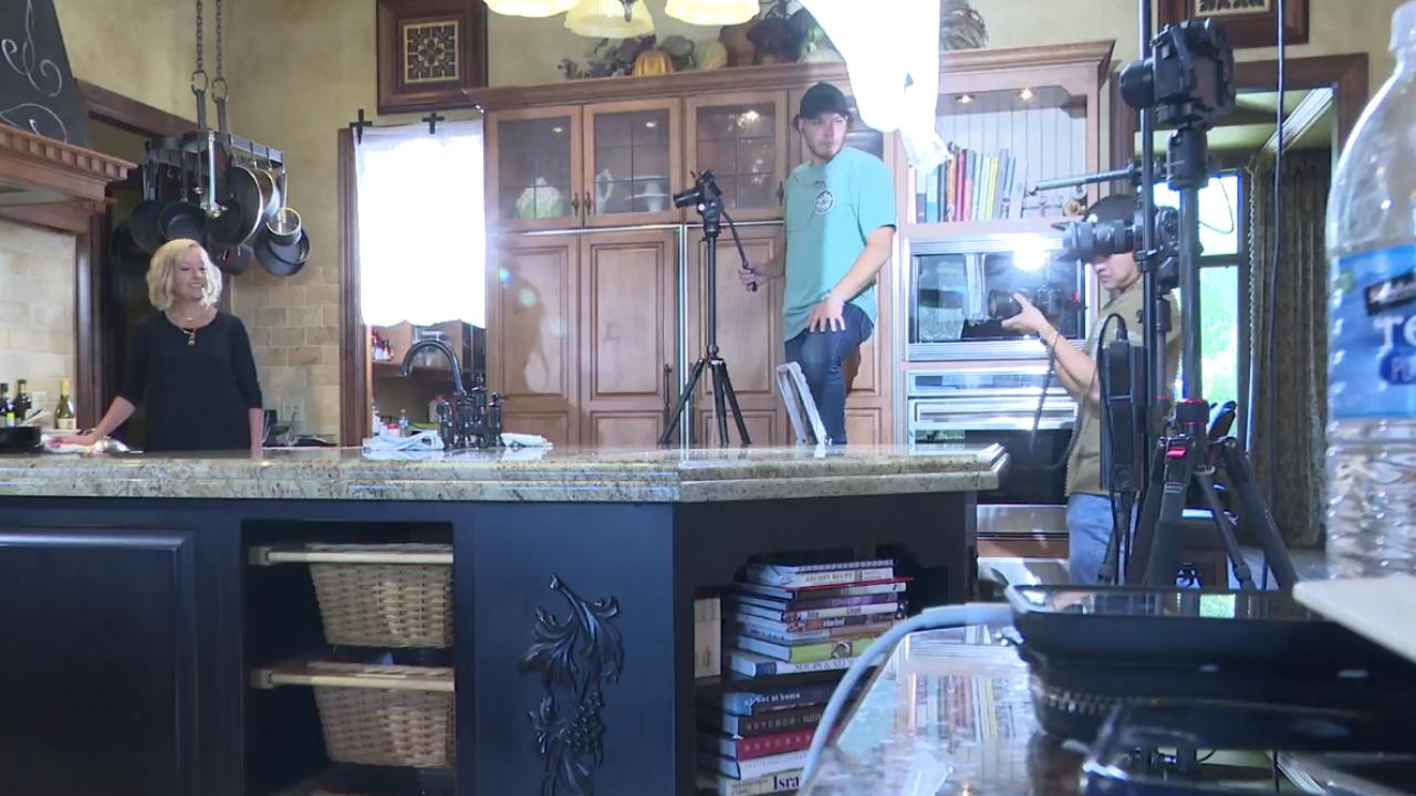 Jill Ferris Cooking TV Show