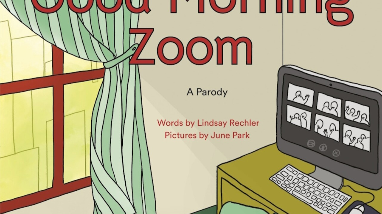 Pandemic parody of `'Goodnight Moon' to be released in fall