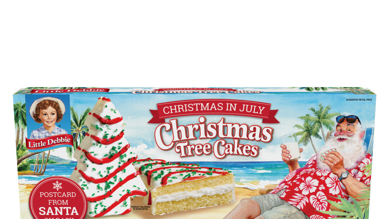 Little Debbie Christmas Tree Cakes .png