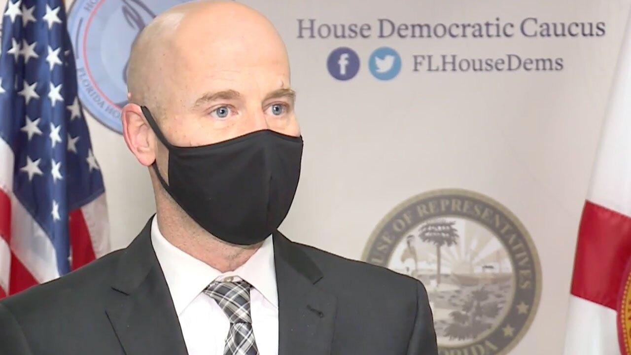 Florida House Minority Leader Evan Jenne