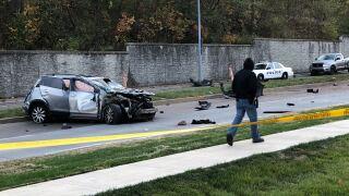 Queen City Avenue crash