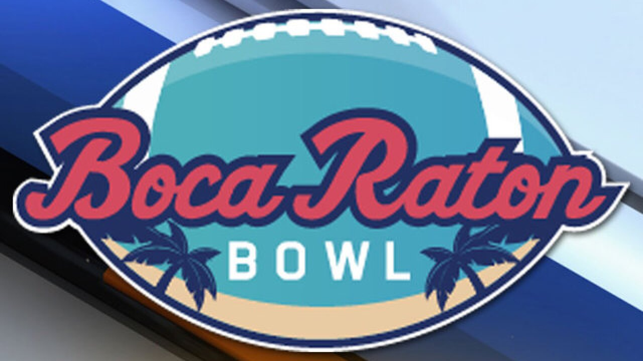 Boca Raton Bowl tickets go on sale Thursday