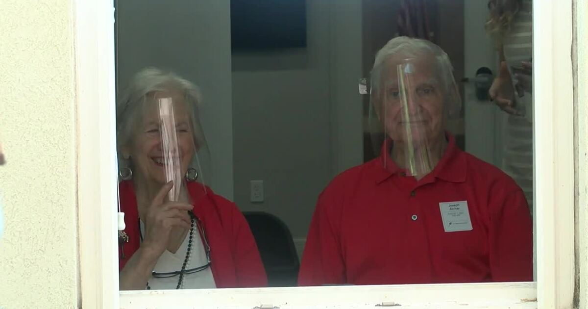 Husband throws wife a surprise 70th-anniversary party in Westchase