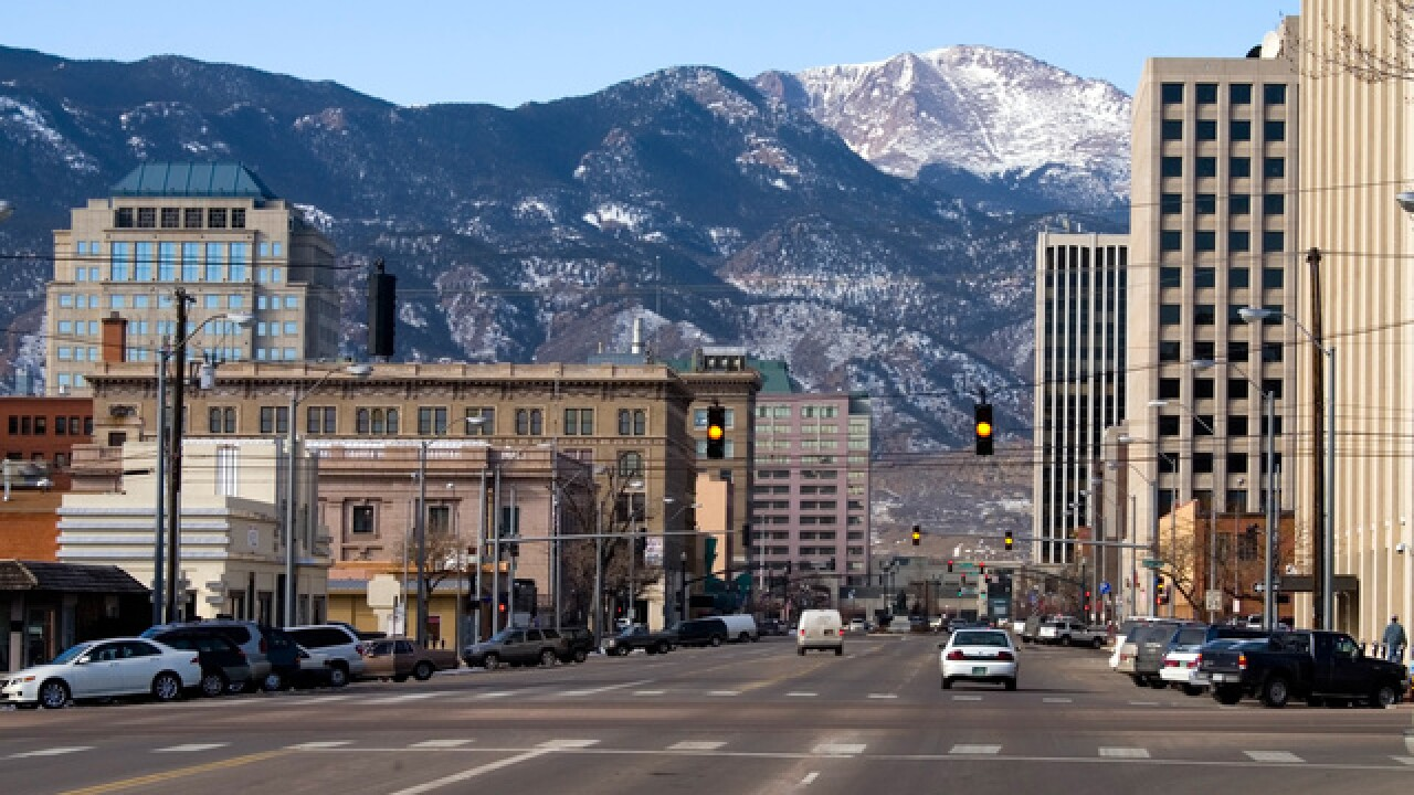 "Colorado Springs makes list of ""America's Rudest Cities."""