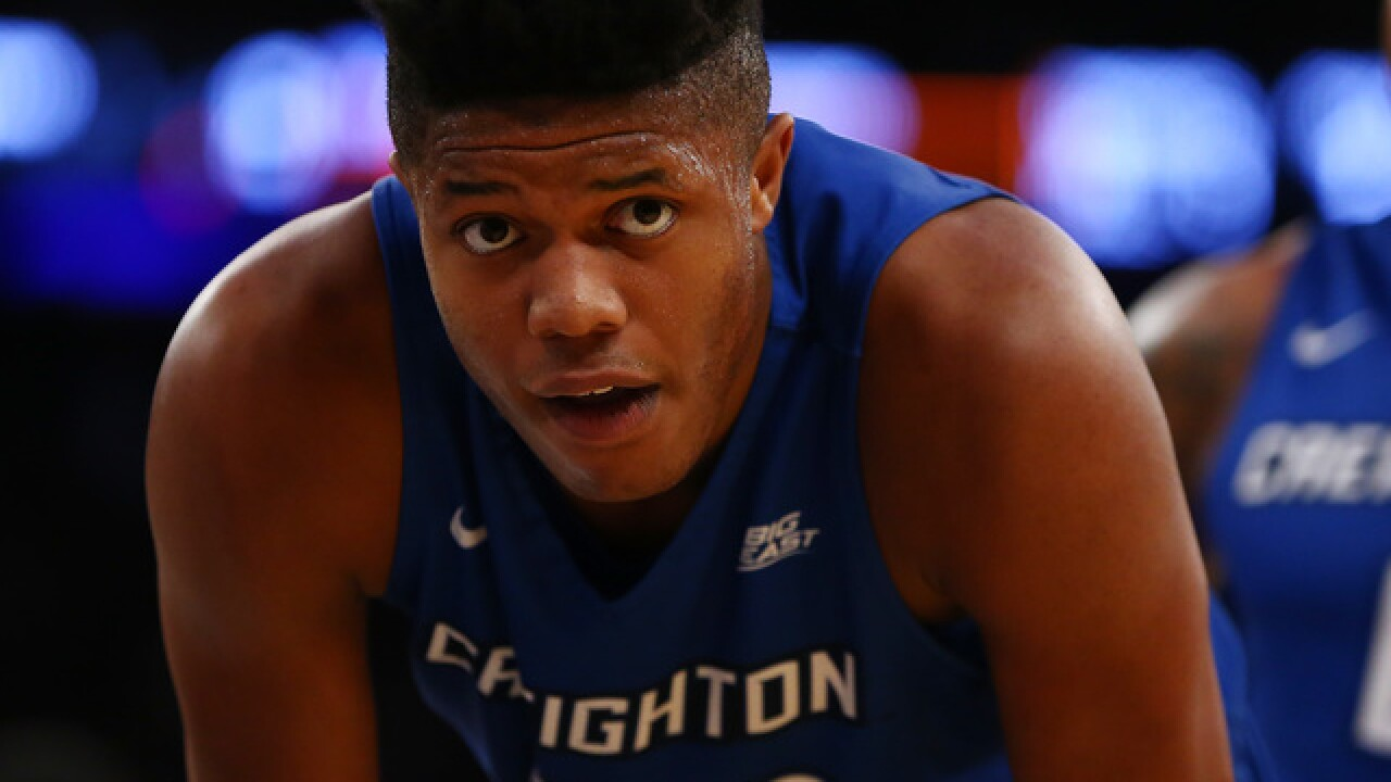 Former Creighton star Justin Patton headed to 76ers in Jimmy Butler trade, ESPN reports
