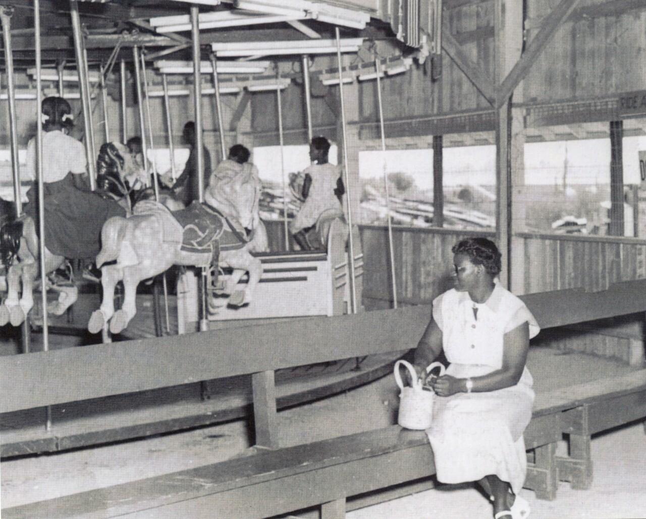 Bay Shore carousel
