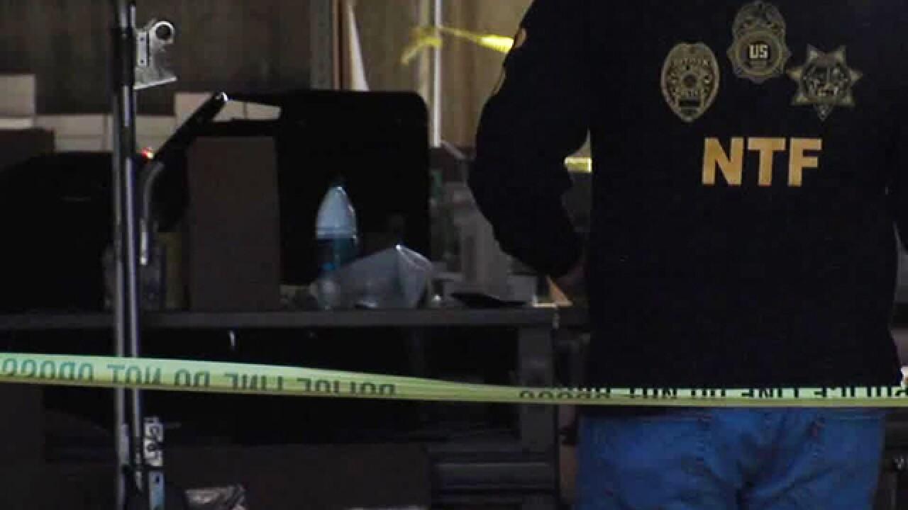 Possible illegal drug lab under investigation
