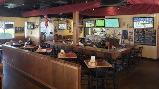Lucky Lou's American Grill - interior